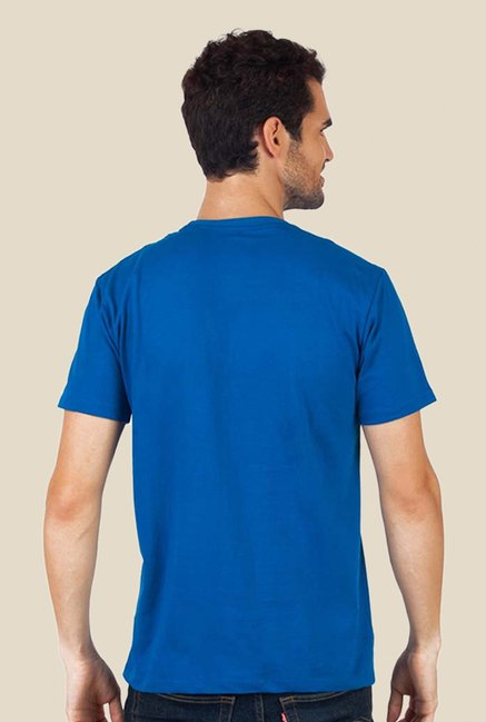 Dexter The Real Dark Blue Graphic T-shirt