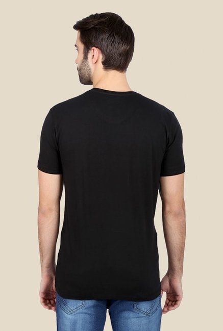 Dexter Eureka Black Graphic T-shirt