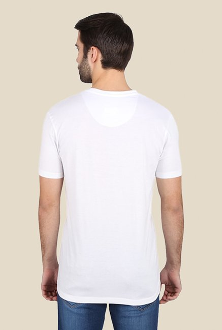 Dexter Eureka White Graphic T-shirt