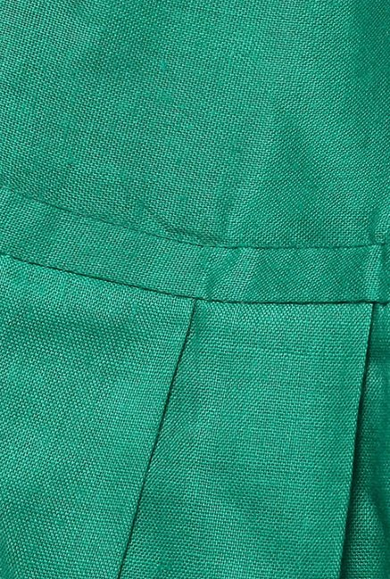Shree Green Cotton Patiala Salwar