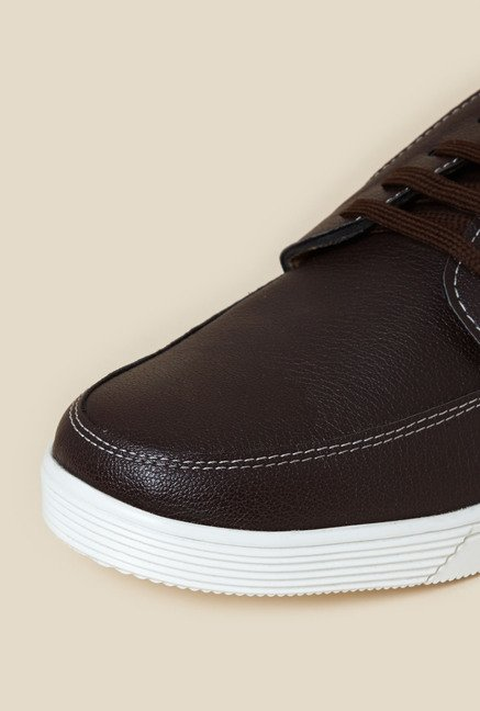 Zudio Brown Sneakers
