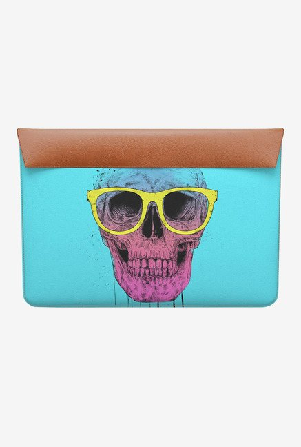 DailyObjects Skull Glass MacBook Air 13 Envelope Sleeve