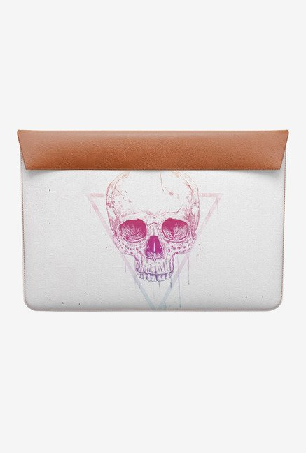 DailyObjects Skull Triangle MacBook Pro 13 Envelope Sleeve