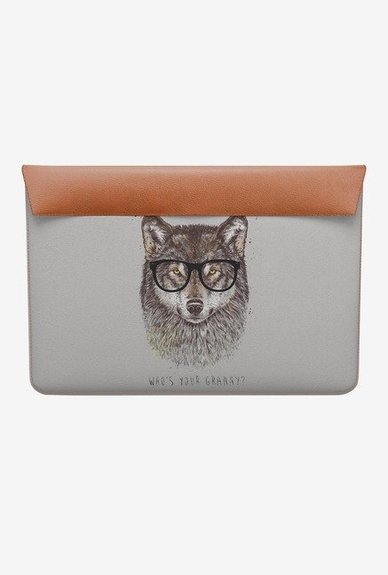 DailyObjects Your Granny MacBook Pro 13 Envelope Sleeve
