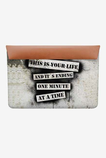 DailyObjects Your Life MacBook Pro 13 Envelope Sleeve