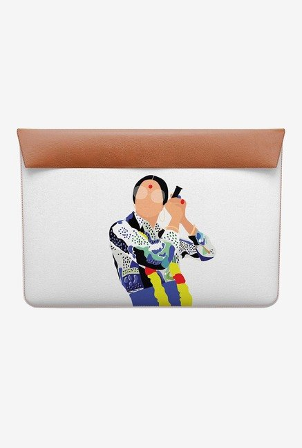 DailyObjects Zeenat Toke MacBook 12 Envelope Sleeve