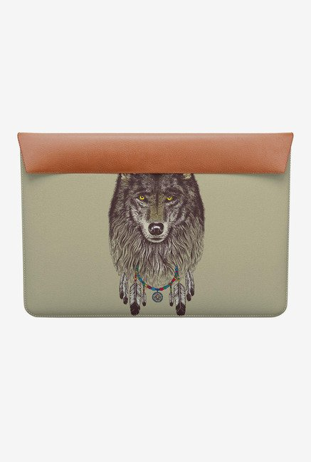 DailyObjects Wolf MacBook 12 Envelope Sleeve