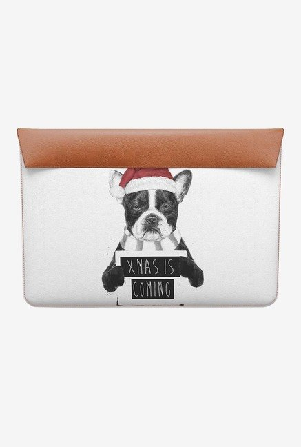 DailyObjects Xmas Is Coming MacBook 12 Envelope Sleeve