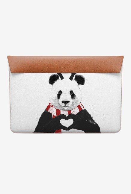 DailyObjects Xmas Panda MacBook Air 11 Envelope Sleeve