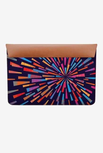 DailyObjects Swirl Backpack MacBook 12 Envelope Sleeve