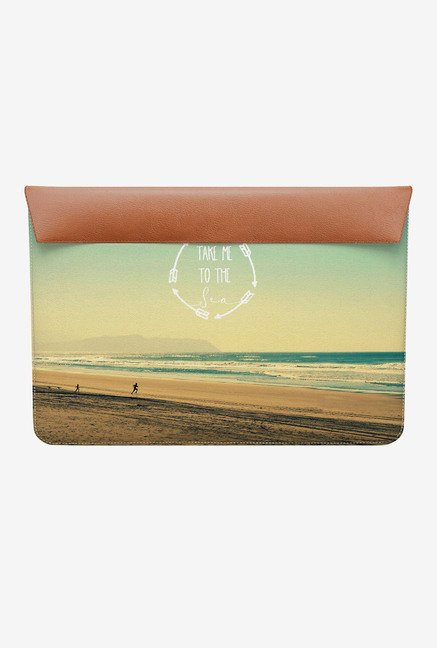 DailyObjects Take Me To Sea MacBook 12 Envelope Sleeve