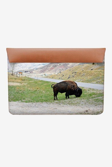 DailyObjects The Buffalo Roam MacBook 12 Envelope Sleeve