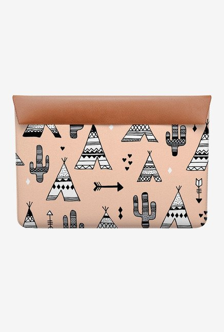 DailyObjects Teepee & Cactus MacBook Air 13 Envelope Sleeve