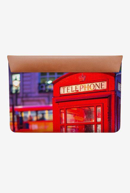 DailyObjects Telephone Box MacBook 12 Envelope Sleeve