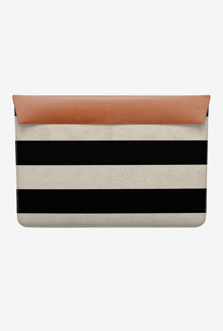 DailyObjects Vintage Stripe MacBook 12 Envelope Sleeve