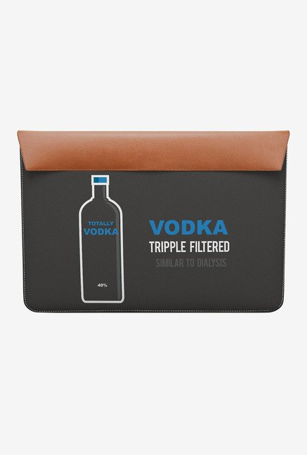 DailyObjects Vodka Bottle MacBook Pro 15 Envelope Sleeve