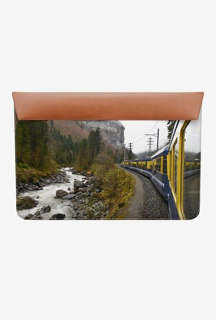 DailyObjects Tripping Train MacBook Air 13 Envelope Sleeve
