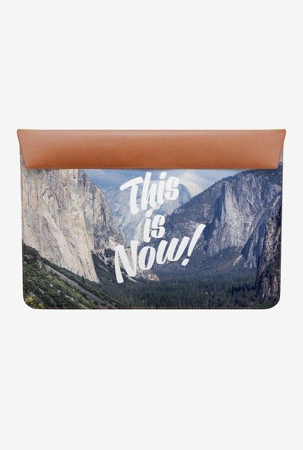 DailyObjects This Is Now MacBook Air 11 Envelope Sleeve
