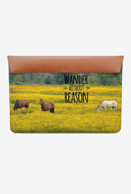 DailyObjects Wander MacBook 12 Envelope Sleeve