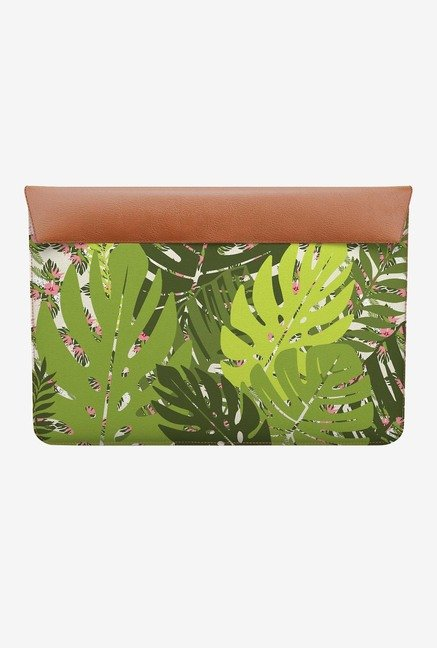 DailyObjects Tropical Ferns MacBook Pro 13 Envelope Sleeve