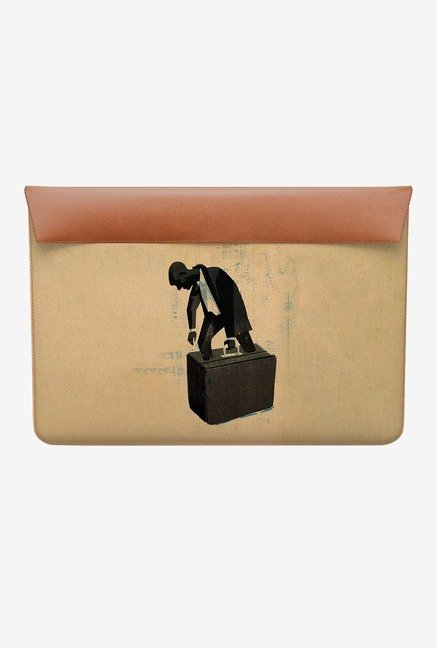DailyObjects Too Much Baggage MacBook 12 Envelope Sleeve