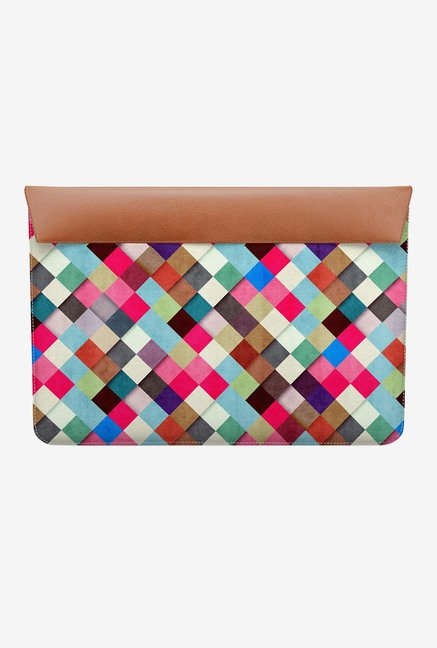 DailyObjects UbriK checker MacBook 12 Envelope Sleeve