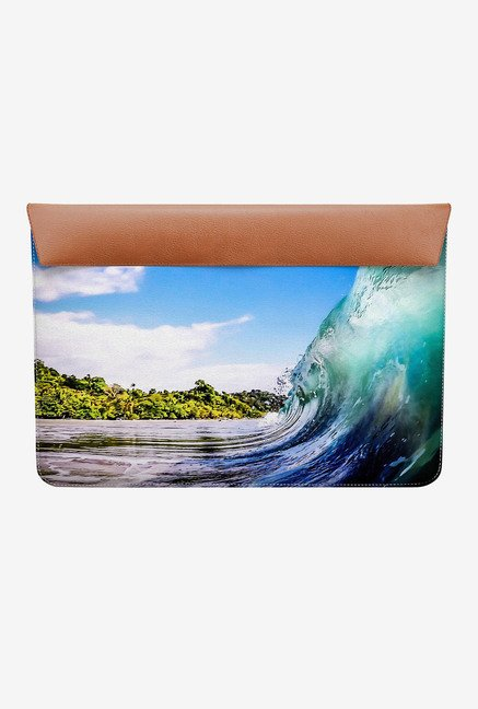 DailyObjects Wave Wall MacBook 12 Envelope Sleeve