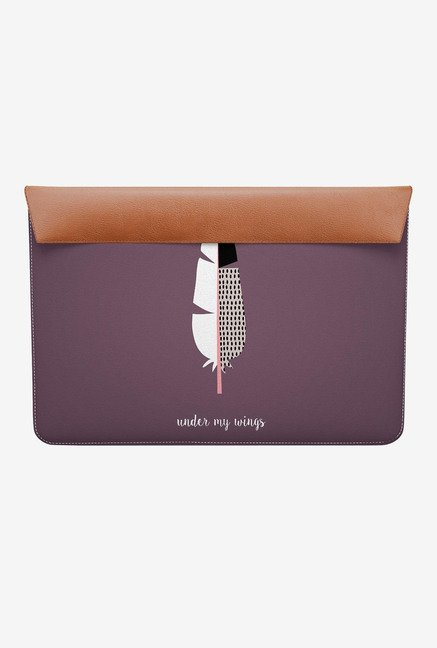 DailyObjects Under My Wings MacBook Pro 13 Envelope Sleeve