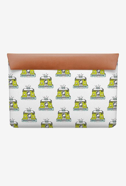 DailyObjects Vintage Camera MacBook 12 Envelope Sleeve