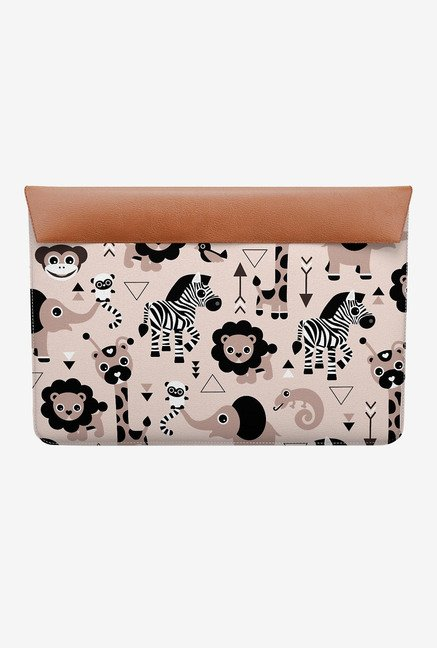 DailyObjects Zoo MacBook Air 11 Envelope Sleeve