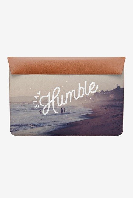 DailyObjects Stay Humble MacBook Air 11 Envelope Sleeve