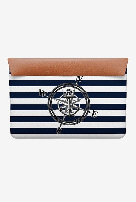 DailyObjects Striped Nautica MacBook Pro 13 Envelope Sleeve