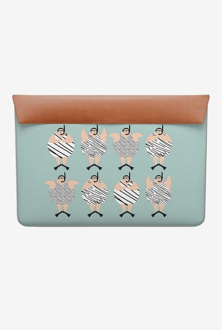DailyObjects Snorklers Lined MacBook 12 Envelope Sleeve