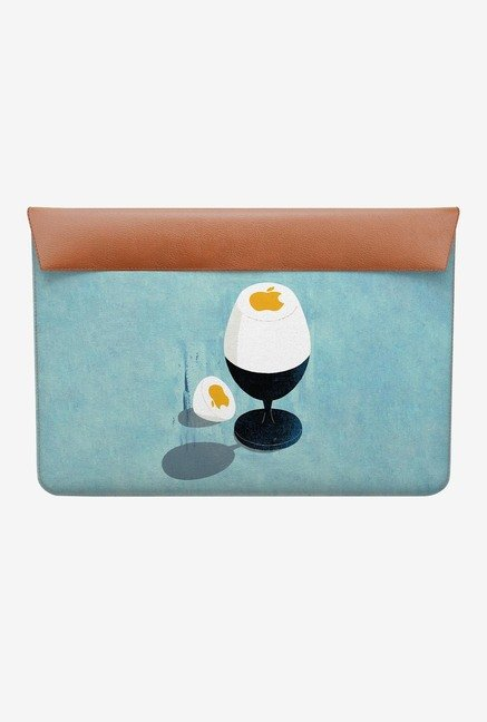 DailyObjects Soft Boiled Logo MacBook 12 Envelope Sleeve