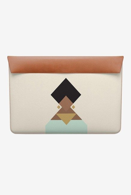 DailyObjects Stylised Turban MacBook Pro 13 Envelope Sleeve