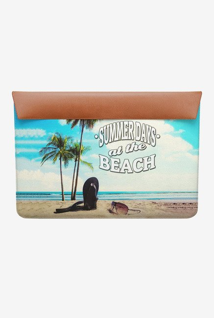 DailyObjects Summer Days MacBook Air 13 Envelope Sleeve