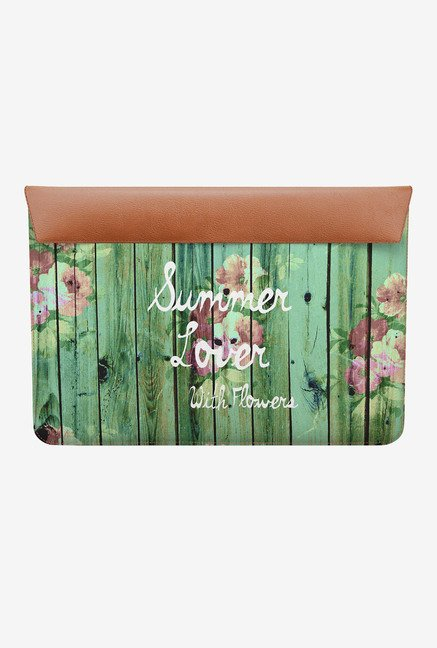 DailyObjects Summer Lover MacBook 12 Envelope Sleeve
