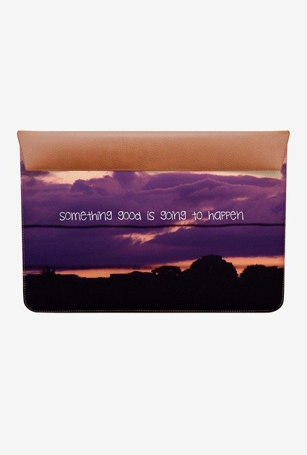 DailyObjects Something good MacBook 12 Envelope Sleeve