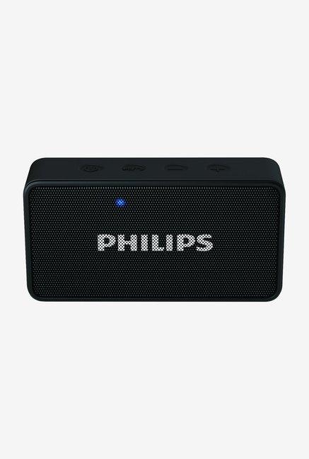 Philips BT64B94 Wireless Portable Bluetooth Speaker  Black