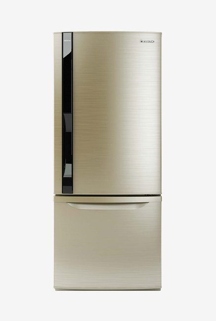 Panasonic NR-BW415VN 360 L Double Door Refrigerator (Gold)