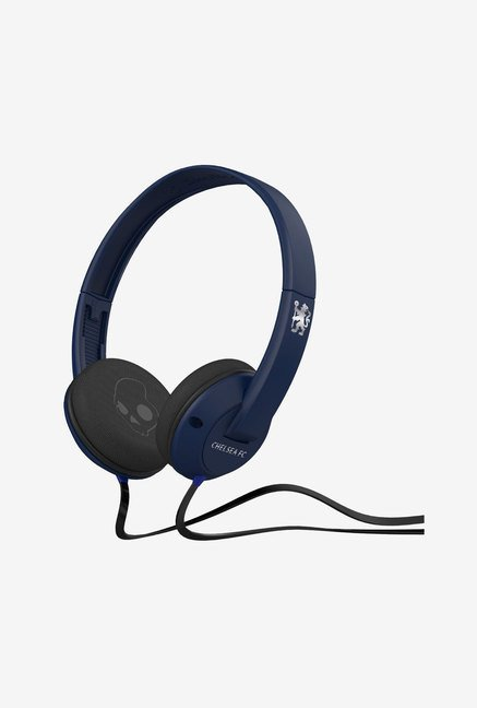 Skullcandy UPROCK On The Ear Headphones (Blue)