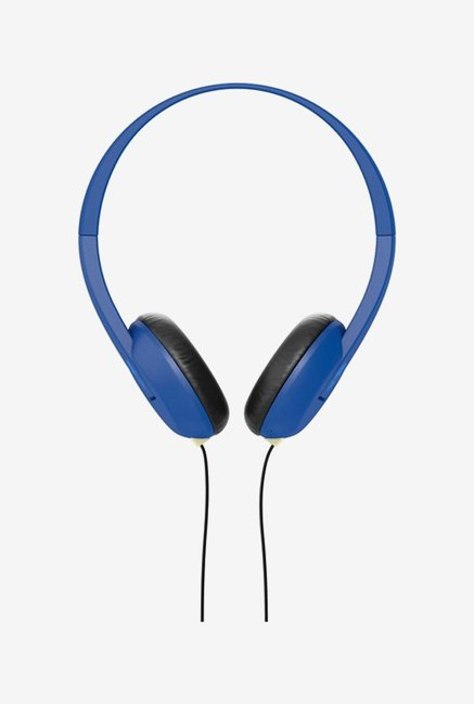 Skullcandy Uproar On The Ear Headphones (Blue)
