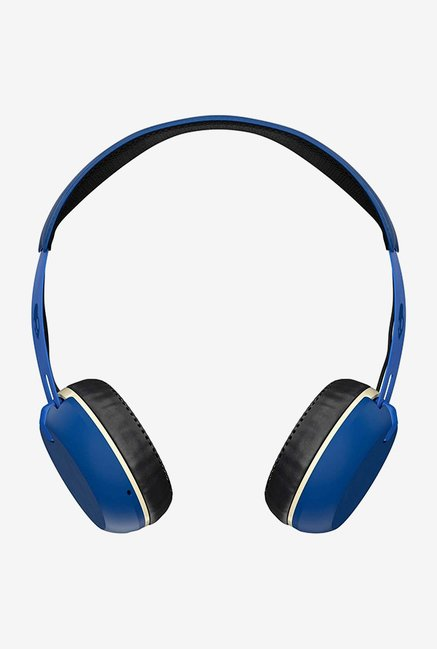 Skullcandy S5GBWJ-546 Grind Bluetooth Headphones (Blue)