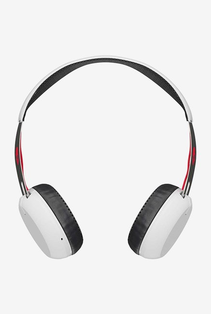 Skullcandy S5GBWJ-472 Grind Bluetooth Headphones (White)