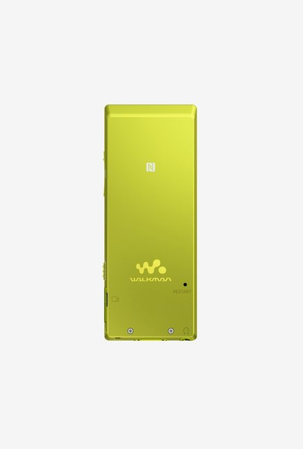 Sony Walkman NW-A25 MP3 Player (Yellow)