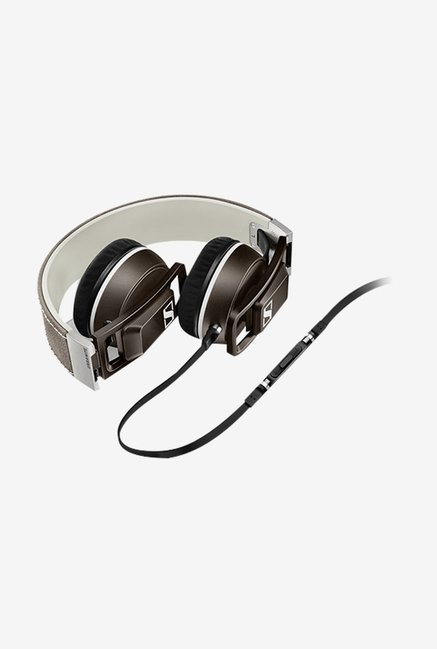 Sennheiser URBANITE I On The Ear Headphones (Brown)