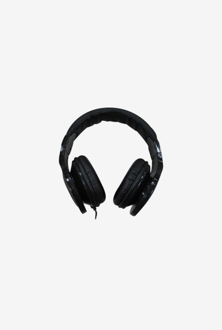 Croma CREA4203 Over The Ear Headphones (Black)