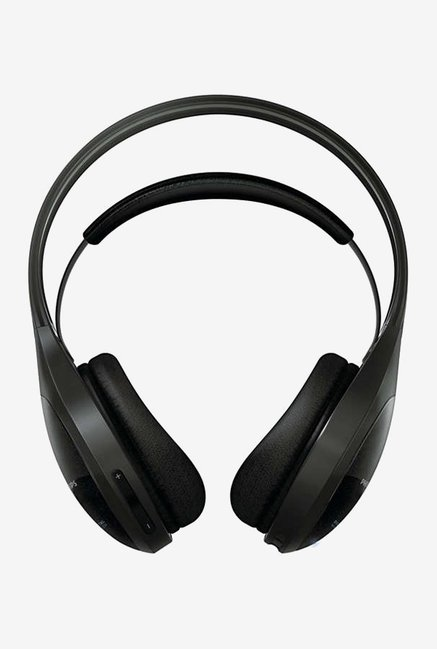 Philips SHD8600UG/10 Over The Ear BT Headphones (Black)