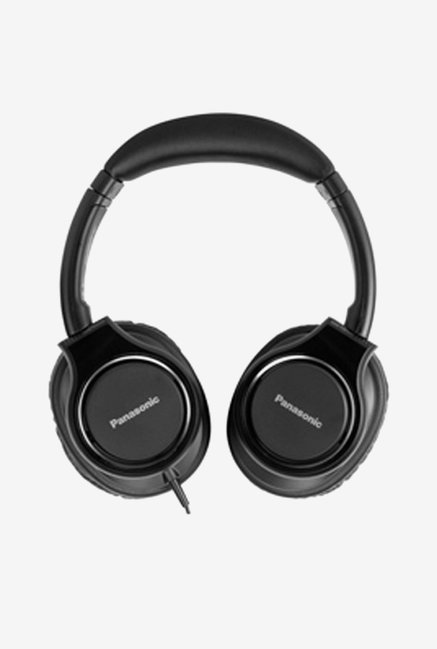 Panasonic RP-HD5 Over The Ear Headphones (Black)