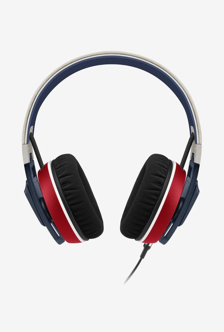Sennheiser URBANITE XL I Over The Ear Headphones (Red)